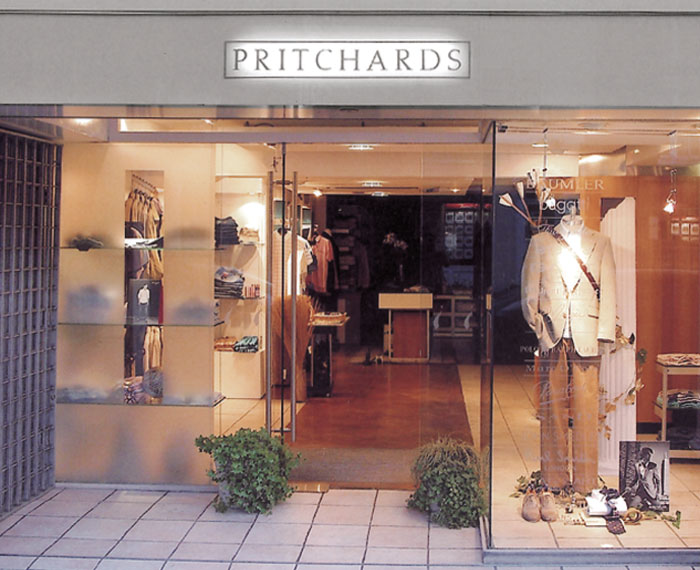 Pritchards Menswear